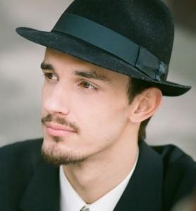 O ator Marcos Vigani de Vuono está no elenco de <i>Doroteia</i>