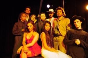Grupo Gattu apresenta <i>Doroteia</i>