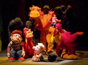 Cocoricó - Uma Aventura no Teatro