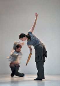 Foto da coreografia <i>The Perfect Human</i> foto de Shechter