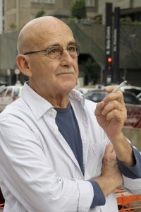 O dramaturgo espanhol, José Sanches Sinisterra
