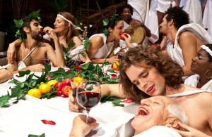 <i>O Banquete</i> encerra festival <i>Dionisíacas</i>