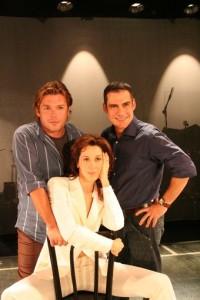 Charles Möeller, Claudio Botelho e Cláudia Raia