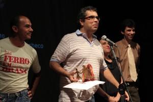 Newton Moreno do grupo OS FOFOS ENCENAM