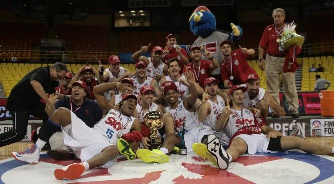 Pinheiros é o atual campeão da Liga das Américas (Foto: Fiba Americas)