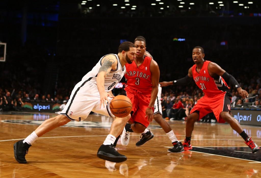 Diante do Raptors, Deron Williams conseguirá, enfim, fazer com que o Nets passe da primeira fase? (Foto: Getty Images)
