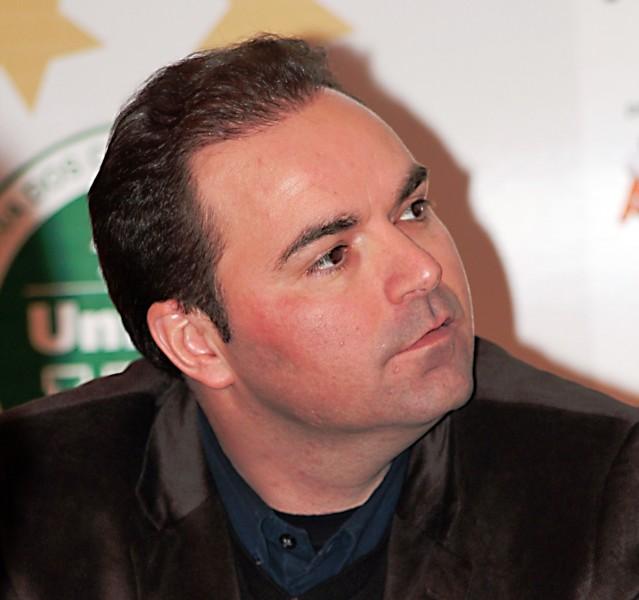 Ricardo Molina, presidente do time de Americana (Foto: Divulgação/LBF)