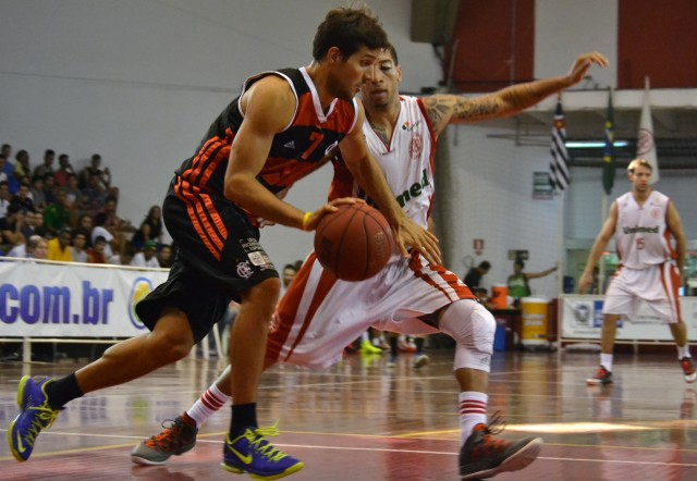 Flamengo, de Laprovittola, e Paulistano, de Dawkins, decidem o NBB (Foto: Alê da Costa/Portrait)