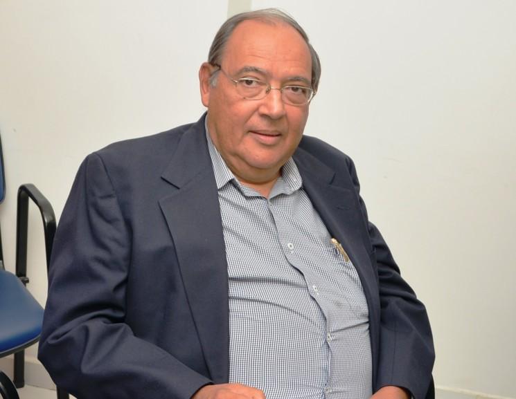 Antônio Alves Passos, presidente do Ourinhos Basquete (Foto: Rodrigo Campos/LBF)