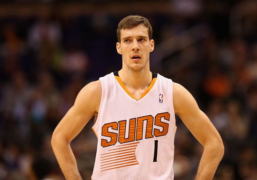 Goran Dragic, o jogador que mais evoluiu na última temporada da NBA (Foto: Getty Images)