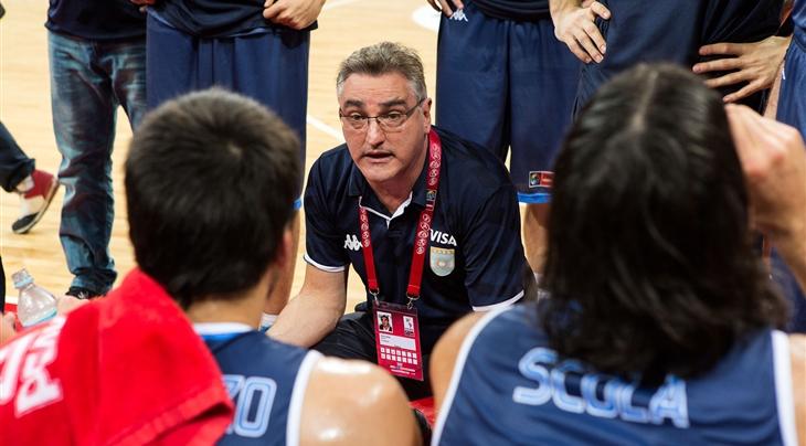 Julio Lamas: processo de renovação na seleção já começou (Foto: Fiba/Divulgação)