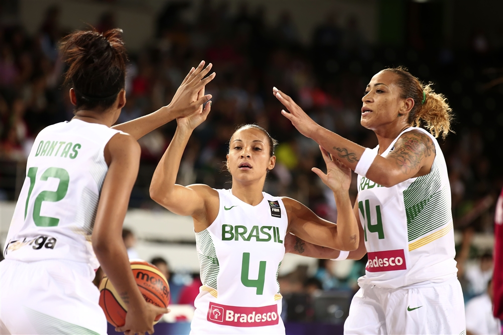 Brasil precisa de vitória sobre o Japão para avançar (Foto: Fiba/Divulgação)