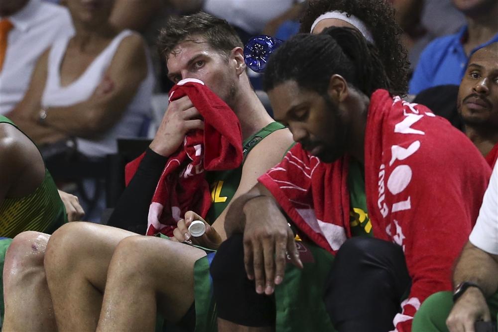 Brasil cai nas quartas de final. Placar dilatado não anula boa campanha (Foto: Fiba/Divulgação)