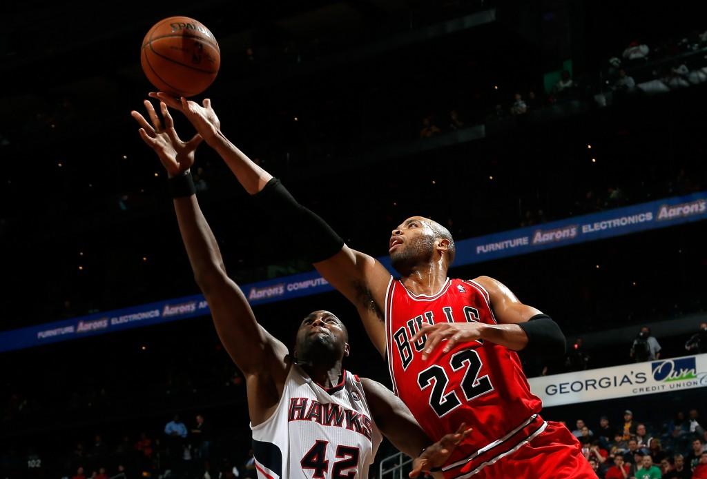 Taj Gibson: chegou a hora de ser reconhecido como o melhor reserva da NBA? (Foto: Getty Images)