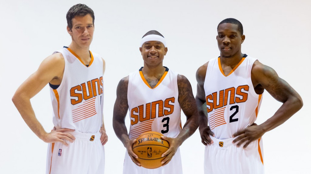 Dragc, Thomas e Bledose. Esse trio já era (Foto: Getty Images)