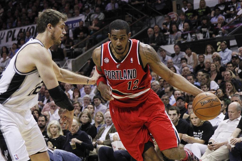 LaMarcus Aldridge e a derrota para o Spurs que deixou lições (Foto: Getty Images)