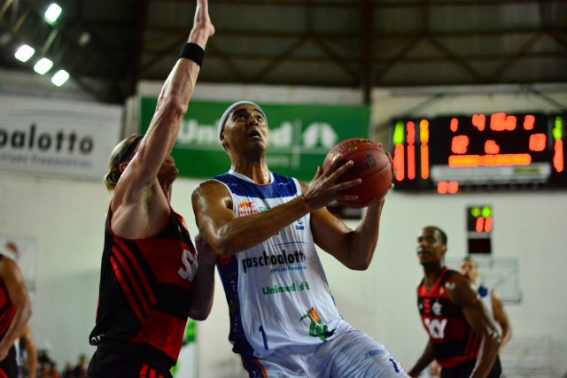 Jefferson: baixa importante em Bauru para a temporada (Foto: Sergio Domingues/Divulgação)