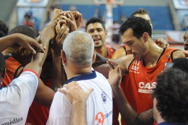 Liga Sorocabana finalmente voltou a vencer (Foto: Carolina Bertolli/Divulgação)
