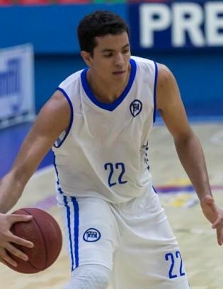 Lucas Dias, do Pinheiros, um dos destaques individuais da LDB (Foto: Nelson Toledo/LNB)
