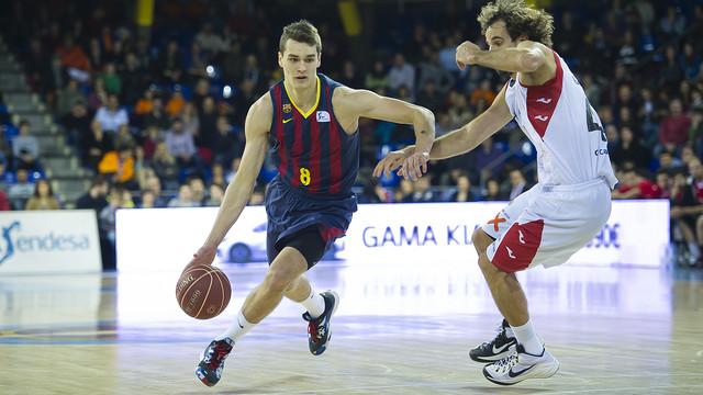 Mario Hezonja: atuações promissoras pelo Barcelona (Foto: ACB.com)