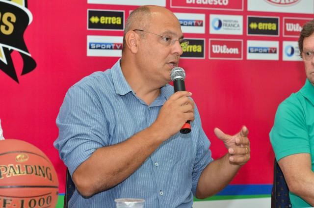 Alexandre Ferreira, prefeito de Franca (Foto: Fotojump/LNB)