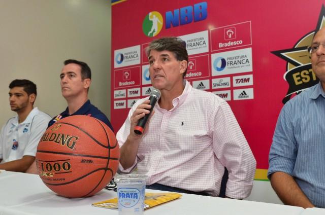 """Cássio Roque, presidente da LNB, revela """"troca legal"""" com a Globo (Foto: Fotojump/LNB)"""