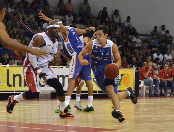 Ricardo Fischer (Foto: Henrique Costa/Bauru Basket)