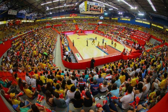 Pedrocão recebeu ótimo público (Foto: Fotojump/Brasil)
