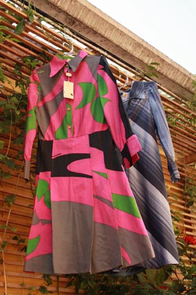 Vestido Superfly Vintage