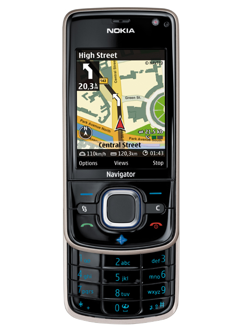 Nokia 6120 Navigator