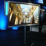 Com apenas 2.5 cm de espessura, a Viera Z1 é a TV de Plasma mais fina do mundo