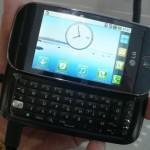 O teclado QWERTY deslizante está se tornando padrão nos Android
