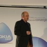 VP Global de Vendas e Marketing da Nokia fez palestra de abertura do Nokia Camp 2009
