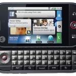 O Motorola DEXT tem sistema Android e integração com redes sociais