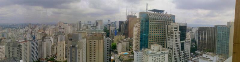 Foto tirada com um Nokia N95 8GB. Os resultados com a DSC-TX1 são melhores