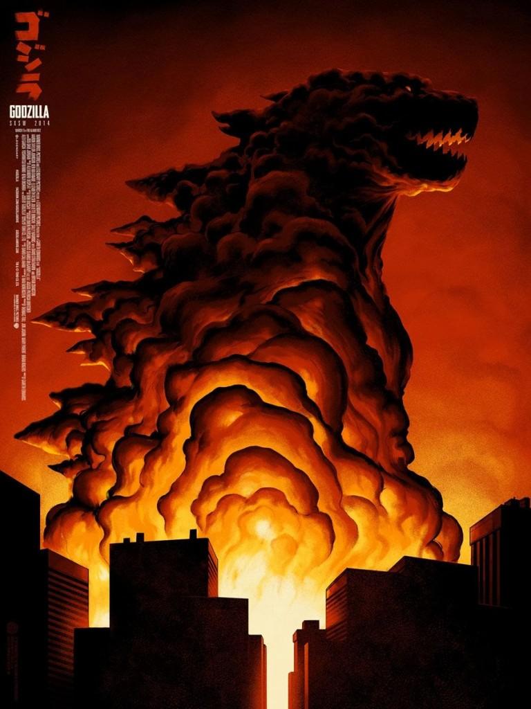 Godzilla - 3
