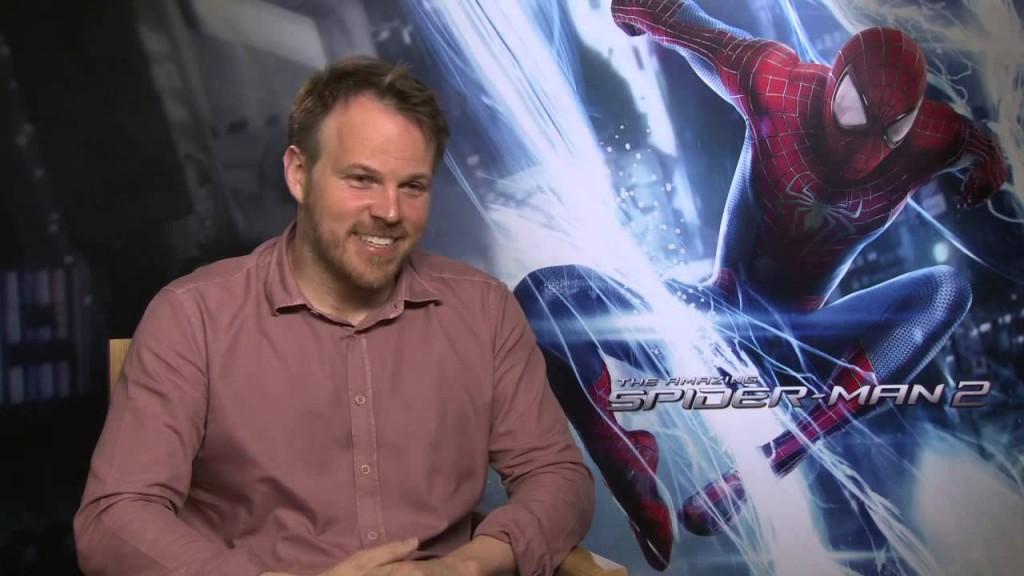 """Marc Webb em entrevista promocional do novo """"Homem-Aranha""""  (Foto: reprodução/Internet)"""