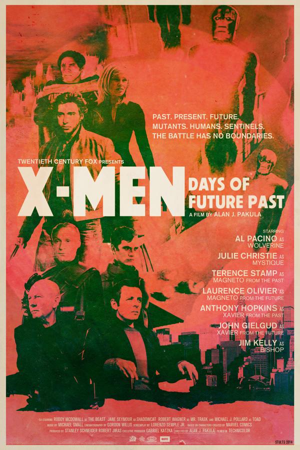 """""""X-men: dias de um futuro esquecido"""""""