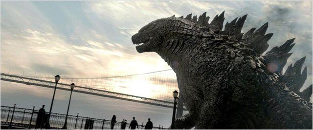 Godzilla: uma força devastadora e sempre impressionante (Foto: divulgação)