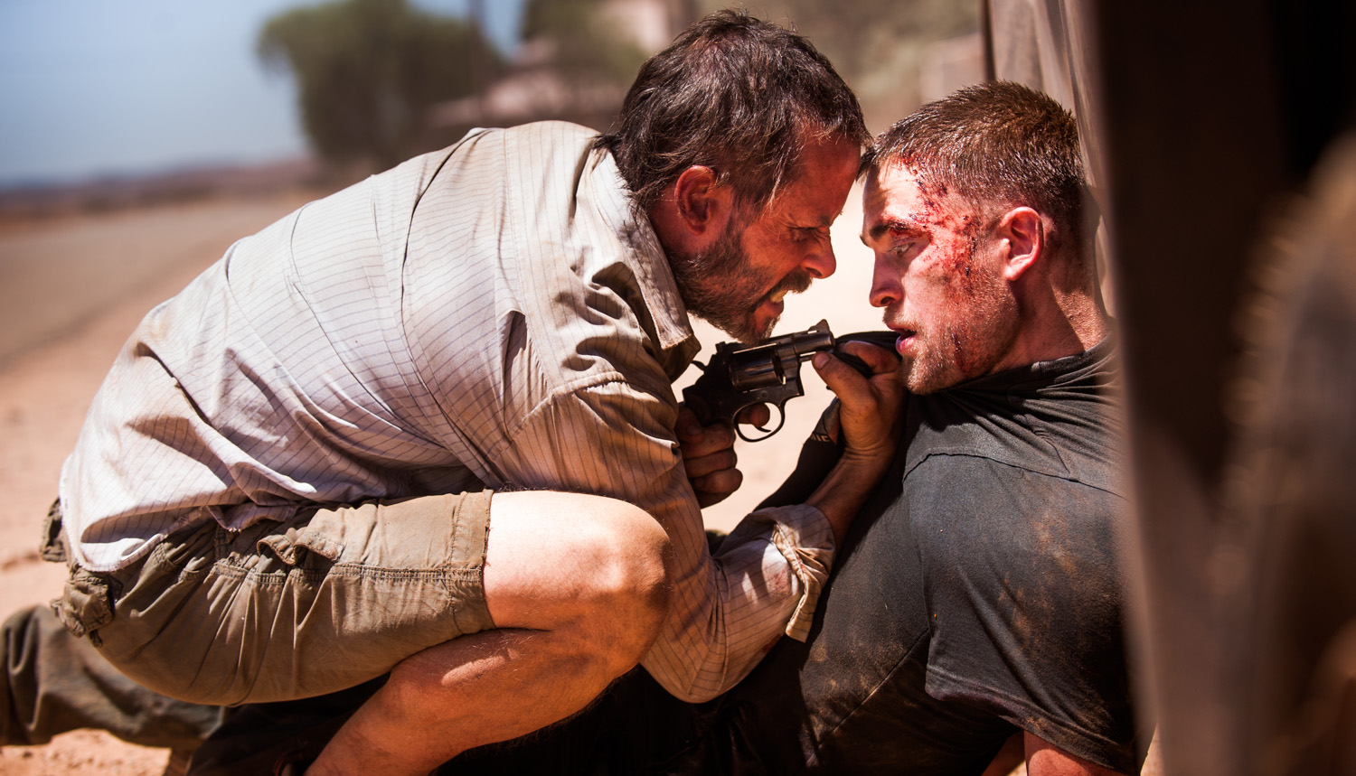 "Com Guy Pierce no elogiado ""The Rover"""
