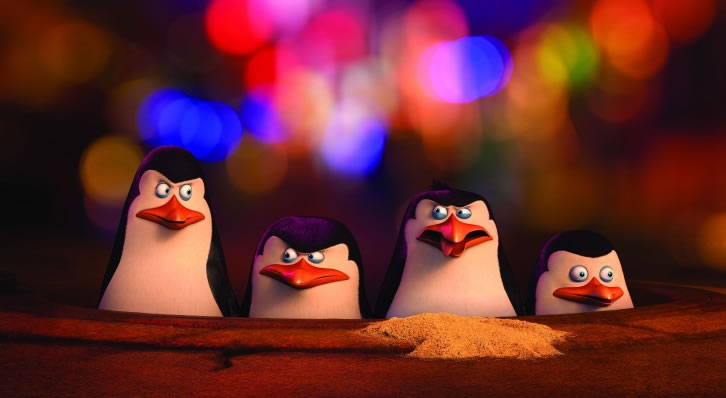 Pinguins - 3