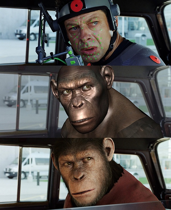 """""""Planeta dos macacos: a origem"""""""