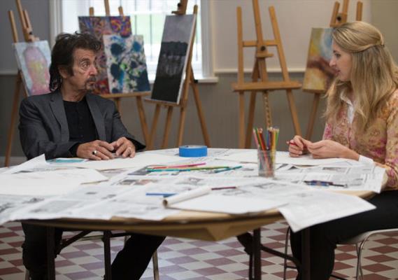 "Al Pacino volta a colaborar com Barry Levinson em ""The humbling"""