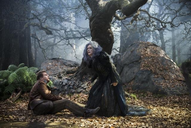 Será que Meryl Streep vai ao Oscar, dessa vez como bruxa?