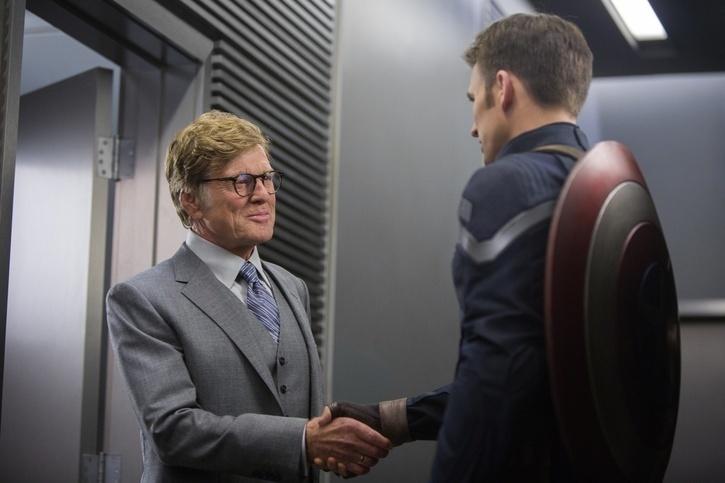 """Cena de """"Capitão América: o soldado invernal"""", o primeiro lançamento da temporada é o filme de maior bilheteria até o momento. Tendência verificada pelo quinto ano seguido"""