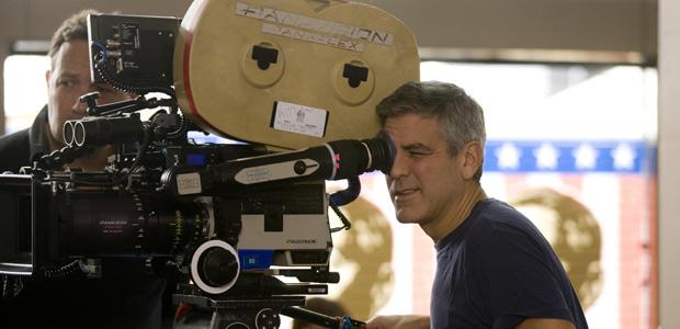 George Clooney  vai voltar à cadeira de diretor  (Foto: divulgação)