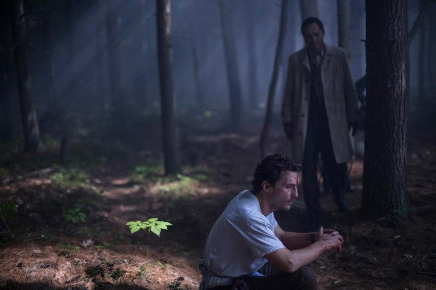 """Primeira imagem oficial do filme """"The sea of trees"""" (Divulgação)"""