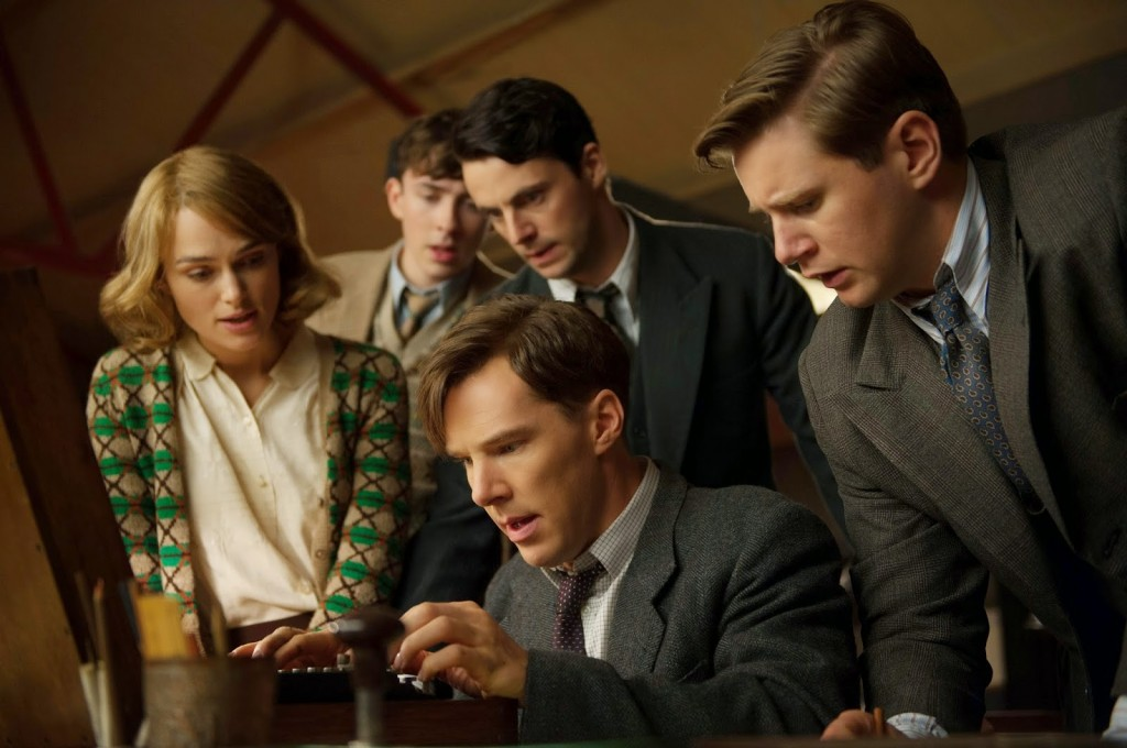 """Cena de """"The imitation game"""", que venceu o prêmio do público em Toronto: nos últimos seis anos, cinco filmes com esse prêmio foram indicados ao Oscar de melhor filme"""