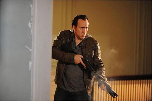 """Nicolas Cage em """"Fúria"""": ele tem a própria fórmula... (Fotos: divulgação)"""