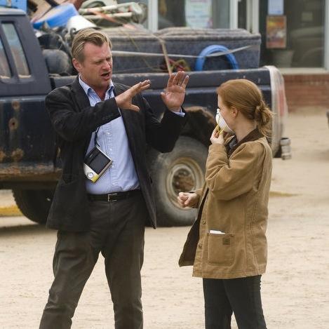 """O diretor orienta a badalada, e desperdiçada em 'Interestelar"""", Jessica Chastain  (Foto: divulgação)"""